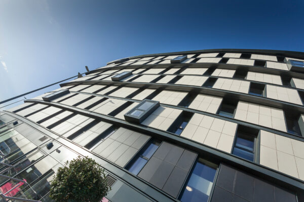 PVC-U the smart choice for Gateway student accommodation project>