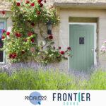 Frontier composite doors