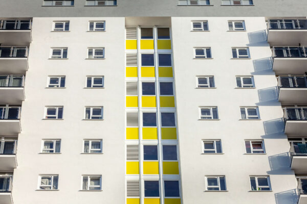 Profile 22's Windows and Doors deliver thermal efficiency to tower block residents>