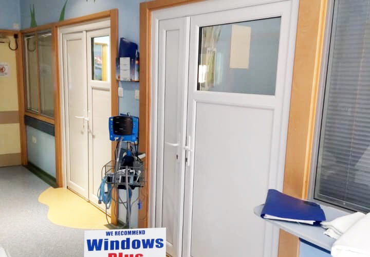 Windows Plus steps up to support the NHS